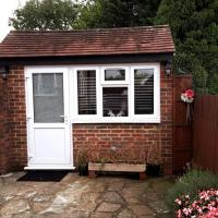 Self contained studio annexe