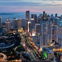Miami Luxury Sunset View