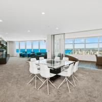 Stunning 4 bedroom Sub Penthouse - level 60