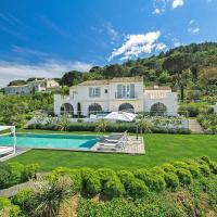 villa de luxe pour 12 personnes