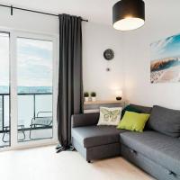Gdańsk-Atrakcyjny apartament z pięknym widokiem.