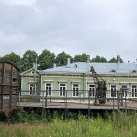 Boutique studio at old Porvoo railway station