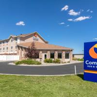Comfort Inn Near University of Wyoming, hotel in Laramie