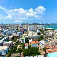 70sqm 2 Bed - 2 Bath - Penthouse Condo The Base Central Pattaya 592