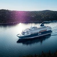 DFDS Ferry - Oslo to Copenhagen