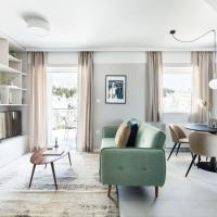 Iconic 1BR Apartment in Koukaki by UPSTREET