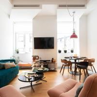 Maria Mercado@Cais do Sodré 2bedrooms, Air conditioning