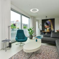 New Private apartment with 2 bedrooms and terrace/sauna