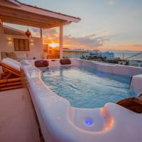 cozy Terrace house with jacuzzi