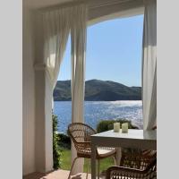 Miravent Terraza y Jardin Frente al mar Menorca