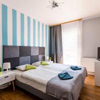 Apartamenty pod Modrzewiem – hotel w mieście Ustronie Morskie