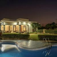 Beautiful 2 BHK Farm with Private Pool