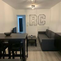 Nieuw appartement met terras en bbq