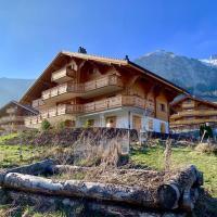 Luxury new Appartement near Gstaad