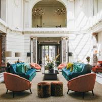 Hotel FRANQ, hotel a Anvers