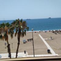 Primera Línea de playa en la Malagueta