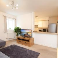 OPP Serviced Apartments - Exeter Sleeps 6 Free Parking & WIFI