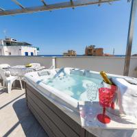Loano Fonte Mare with private pool and sea view