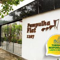 Pampulha Flat, hotel near Belo Horizonte/Pampulha – Carlos Drummond de Andrade Airport - PLU, Belo Horizonte