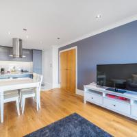 Antilles Bay Modern, Bright Apartment in Canary Wharf
