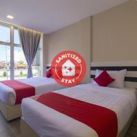 OYO 1145 Lea Guest House & Cafe, hotel in Lukut