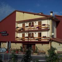 Hotel Azkue, hotel in Getaria