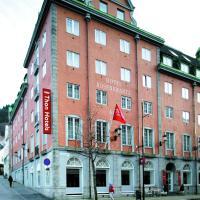 Thon Hotel Rosenkrantz Bergen, hôtel à Bergen