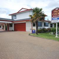 BKs Palm Court Motor Lodge