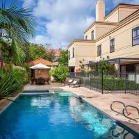 Best Western Northbridge Apartments, hotel in Northbridge, Perth