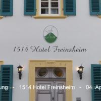 1514 Boutique Hotel Freinsheim