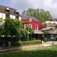 Hôtel Restaurant Du Parc de la Colombière, hotel near Dijon Bourgogne Airport - DIJ, Dijon