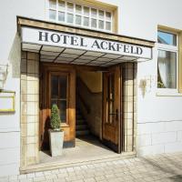 Ackfeld Hotel-Restaurant, Hotel in der Nähe vom Flughafen Paderborn-Lippstadt - PAD, Büren