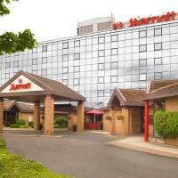 Newcastle Gateshead Marriott Hotel Metrocentre