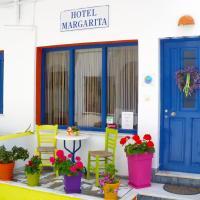 Viva Margarita, hotel in Parikia
