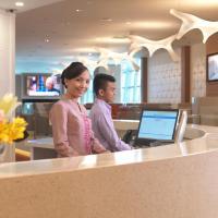 Sama Sama Express klia2 (Airside Transit Hotel), hotel in Sepang