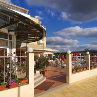 Hotel Plamena Palace, hotel v Primorsku