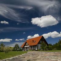 Dom nad jeziorem Bełdany