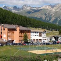 Pontresina Youth Hostel