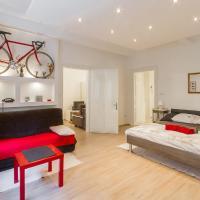 Apartment Red Bike