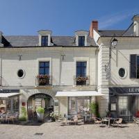 Hotel La Croix Blanche Fontevraud