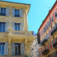The Originals Boutique, Hôtel Le Seize, Nice Centre (Qualys-Hotel)