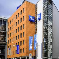 Ibis budget Hannover Hbf