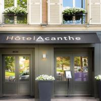 Hotel Acanthe - Boulogne Billancourt