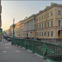 Apartments on Italianskaya 1