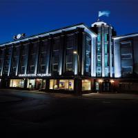 Grand Hotel Viljandi, hotell sihtkohas Viljandi