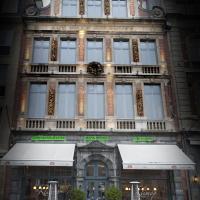 Hotel Mille Colonnes, hotel em Lovaina