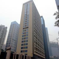 HeeFun Apartment Hotel GuangZhou - Poly D Plaza Branch
