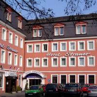 City Partner Hotel Strauss, hotell i Würzburg