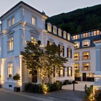 Boutique Hotel Heidelberg Suites - Small Luxury Hotels of the World, hótel í Heidelberg