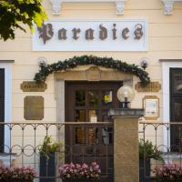 Hotel Paradies, Hotel in Teplice
